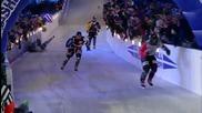 Състезание - Red Bull Crashed Ice Saint Paul 2014