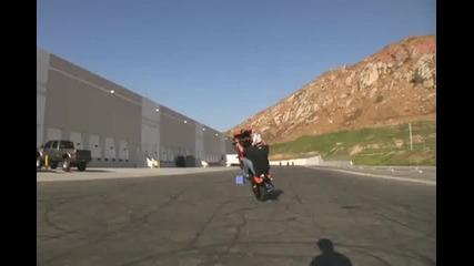 Motorcycle Stunt - Stuntride.com