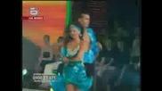 Iliana Raeva Dancing Stars Bulgaria Samba