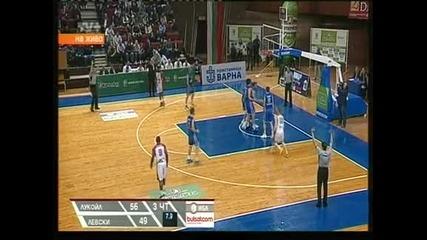 """Лукойл"""" спечели Купата на България по баскетбол"""