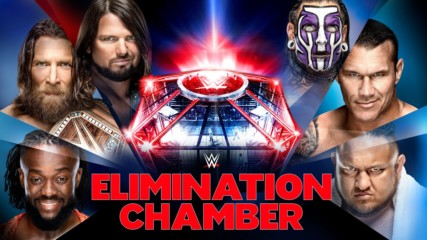 WWE Elimination Chamber: WWE Ahora
