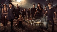 The Vampire Diaries - 6x04 Music - Lucette - Black Is the Color
