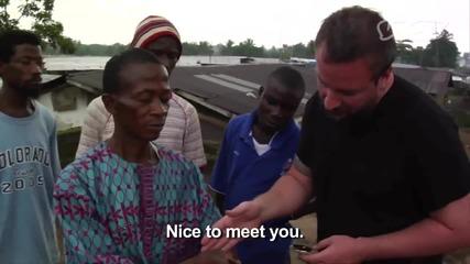 (18+) Канибализма при военните в Либерия. Част 1 на пълнометражния филм.