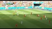 05.07.2014 Аржентина - Белгия 1:0 (световно първенство)