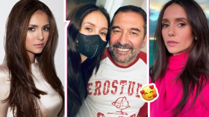 Наистина ли Нина Добрев е в България? Актрисата обърка феновете си, Мария Бакалова коментира