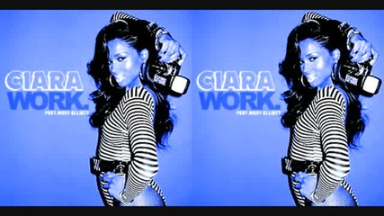 Ciara - Work N Da Ayer ft Missy Elliot ( Remix )