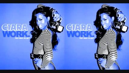 Ciara - Work N Da Ayer ft Missy Elliot ( Remix )