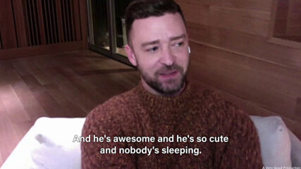 Justin Timberlake reveals baby's name & teases new album