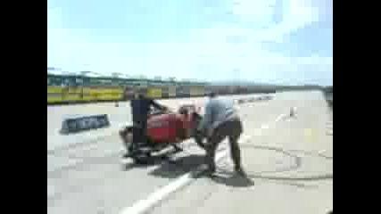 Трикове С Мотор С Кош