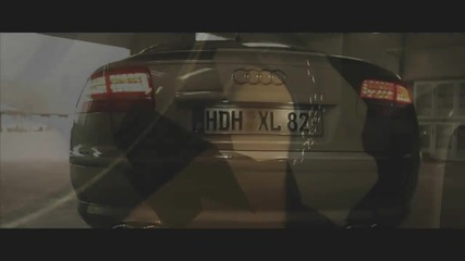 Swat Car - Audi A8 Tuning
