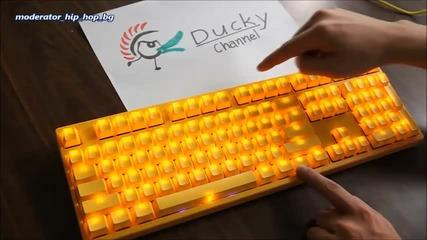 Ето такава клавиатура не сте виждали!