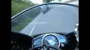 Yamaha R1 Wild Ride