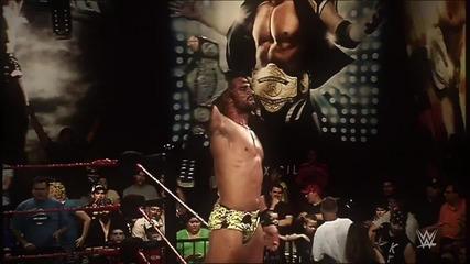 Edge vs Seth Rollins Fantasy Match !