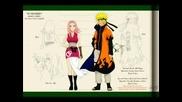 Naruto X Sakura - Because Of You
