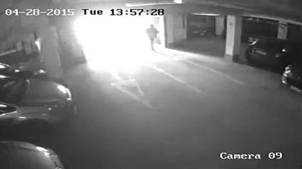 Прокуратурата публикува видеозапис на заподозрян за опита за убийство на Гебрев