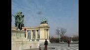 Площадът На Героите В Будапеща