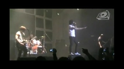 Blessthefall - Whats Left of Me - Live Lima 16.08.09
