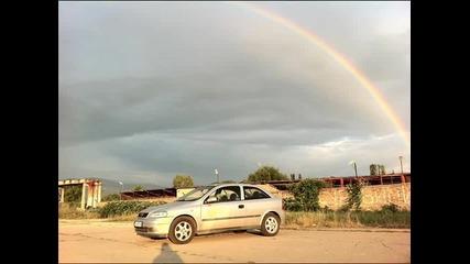 Част от колите на Опел Клуб България