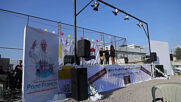 Iraq: Festive atmosphere in Qaraqosh as preparations continue for Pope visit