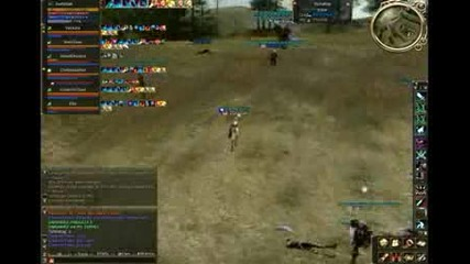 Lineage2 Oren Defence Part 2