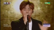 150519 Kim Sunggyu - The Answer @ The Show [ Comeback Stage ]