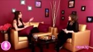 Лияна : Андреа е първата българска изпълнителка която чух на чужда !