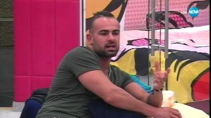 Мечтите на Мистър София озадачават Мира - VIP Brother 2018