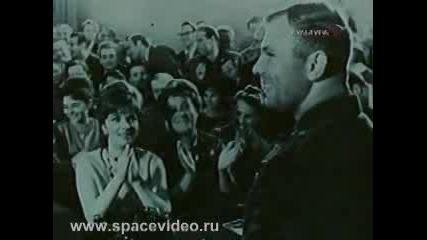 Юрий Гагарин -12 април 1961г - Восток