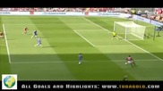 08.08.2010 Manchester United - Chelsea 3:1 (fa Community Shield)
