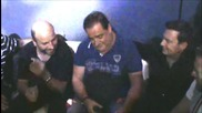 Live* | Vasilis Karras , Makropoulos, Xaris Kostopoulos - Остави я да говори ( Astina lei)