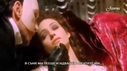 Превод - Nightwish - The Phantom of the Opera