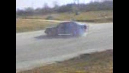 Mercedes 124 Drift