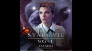 Stargate - Savarna (audiobook)