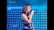 Star Academy 4 Demi finale filles 02 j y crois encore de lara fabian par lucie et hoda