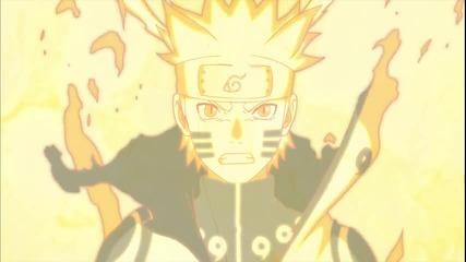 [bg Sub] Naruto Shippuuden 344 Върхвно качество