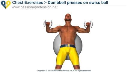 Упражнение за гърди