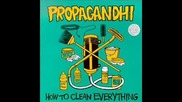 Propagandhi - Haille Sellasse, Up Your Ass