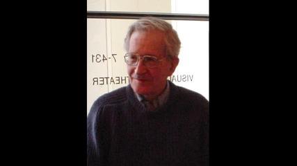 Noam Chomski on 9/11 conspiracy theories