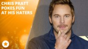 Dieting Chris Pratt responds to body-shamers