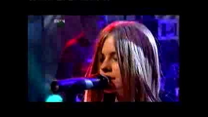 Avril Lavigne - Im With You Live