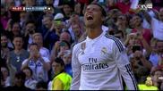 Реал Мадрид с голова фиеста срещу Гранада - 9:1 (всичките голове)