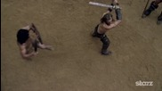 Spartacus Gods of the Arena - Trailer