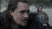 нoв исторически сериал за викинги : Последното кралство - официален трейлър 2015 The Last Kingdom hd