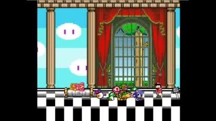 Супер Марио - Супер Пародия Vbox7