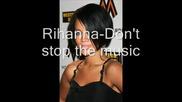 Става ли въпрос за кражба?rihanna - Dont stop the music от Michael Jackson - Wanna be startin someth
