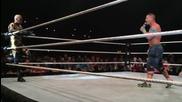 Jonh Cena честити рожденният ден на Goldust -бирмингам, Англия