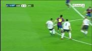 [hd] Барселона 4 - 1 Арсенал - Меси 1 - 1