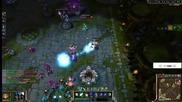 League of Legends Ap Ezrael Power !