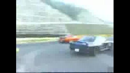 Drag Race - R32 Skyline Vs 300zx