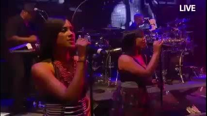 Rihanna - Te Amo Live @ Rock in Rio